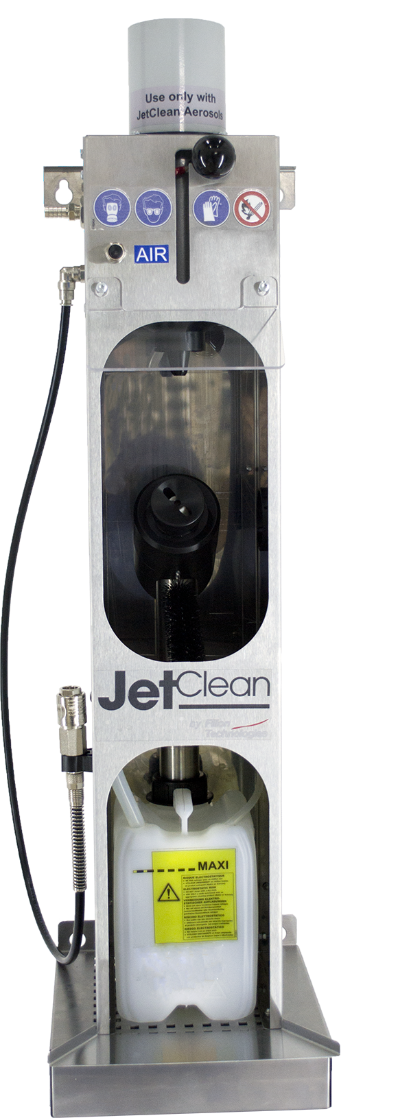 jet clean faceAV